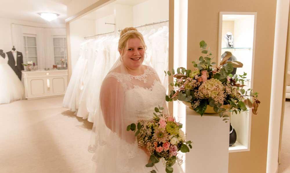 Brautkleider grosse Groessen