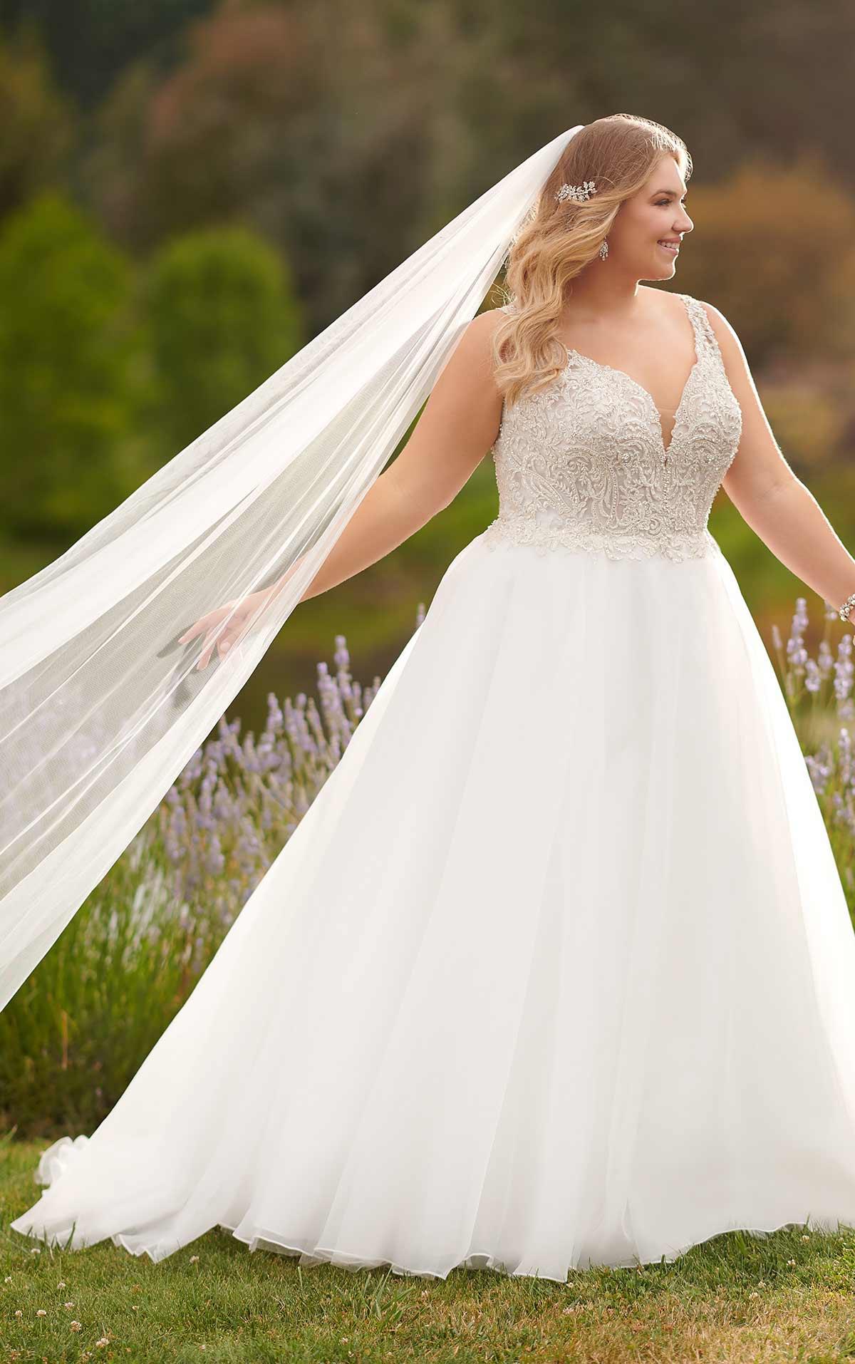 Brautkleider in großen Größen - Brautkleider, Brautmode