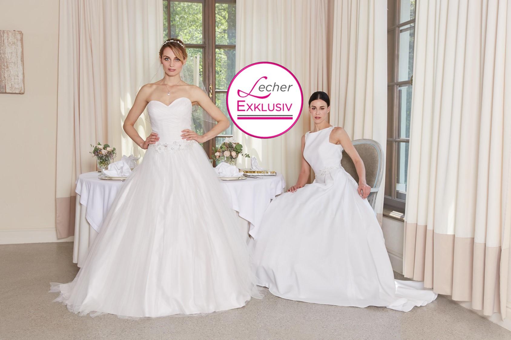 Brautkleider Exklusiv Lecher